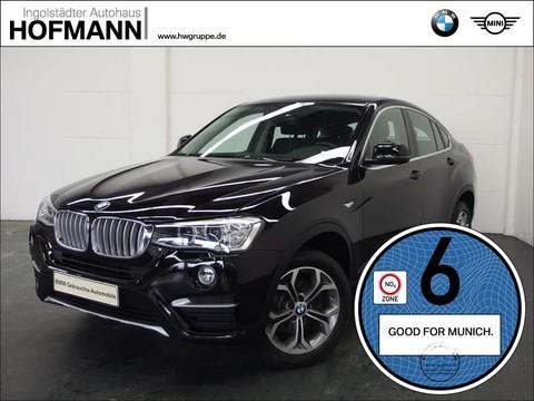 BMW X4 xDrive30d Sp xLine