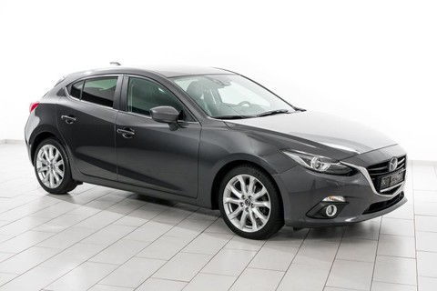 Mazda 3 2.0 G120 Sports-Line