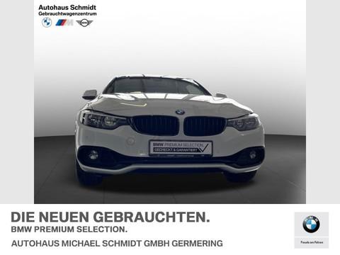 BMW 440 i xDrive SPORT LINE PROF