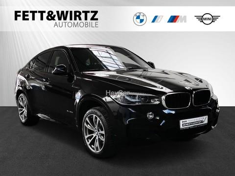 BMW X6 xDrive30d M-Sport GSD 20 HiFi