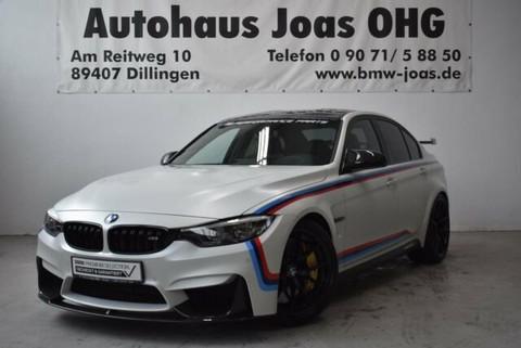 BMW M3 Limousine Performance beheizbares Lenkrad