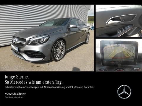Mercedes A 45 AMG PanoDach Designo