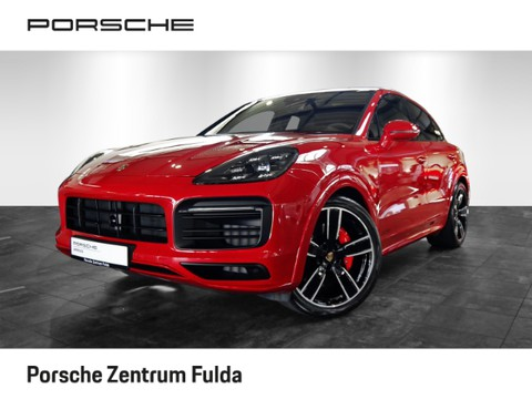 Porsche Cayenne GTS Coupe - Head