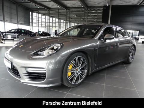 Porsche Panamera Turbo S Burmester Sitzbelüft