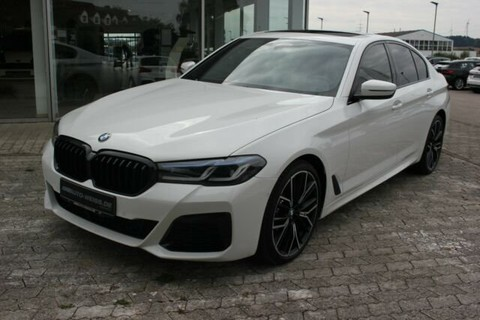 BMW 540 dA xDr M Sport LASER HiFi-HK