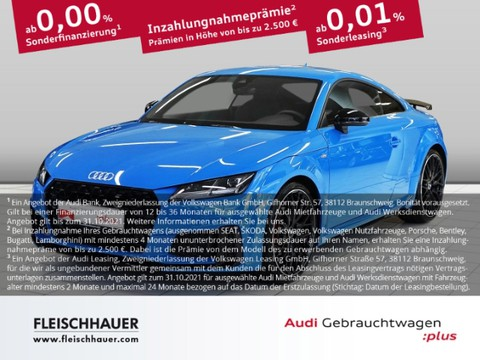 Audi TT Coupe 40 TFSI S line competition 20