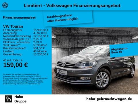 Volkswagen Touran 1.6 TDI Comfortline Parklenk