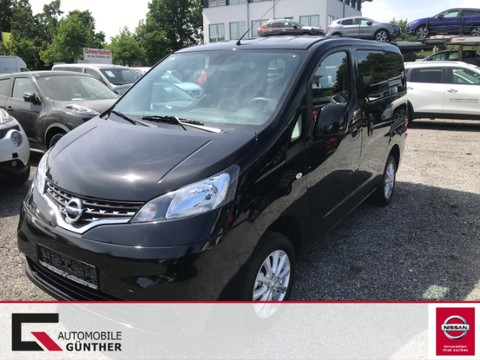 Nissan NV200 1.5 Evalia Tekna dCi