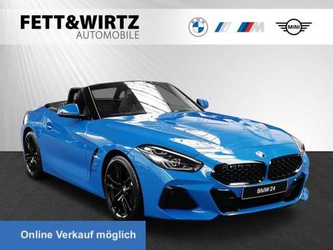 BMW Z4 sDrive20i SAG M-Sport Lenkhzg H K 19