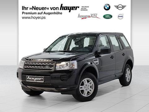 Land Rover Freelander eD4 S