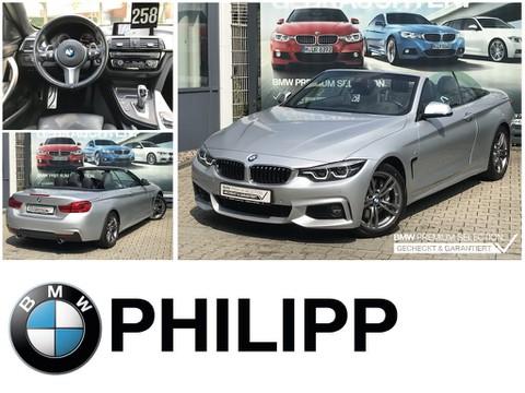 BMW 440 i Cabrio M Sportpaket DA h&k