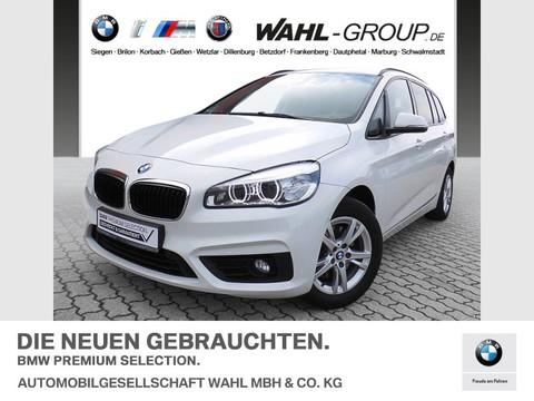 BMW 218 Gran Tourer d Advantage Automatik  