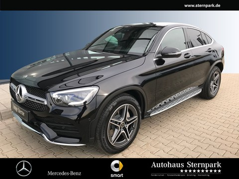 Mercedes-Benz GLC 220 d Coupé AMG MBeam Totwass