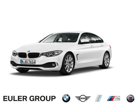 BMW 418 Gran Coupe d A