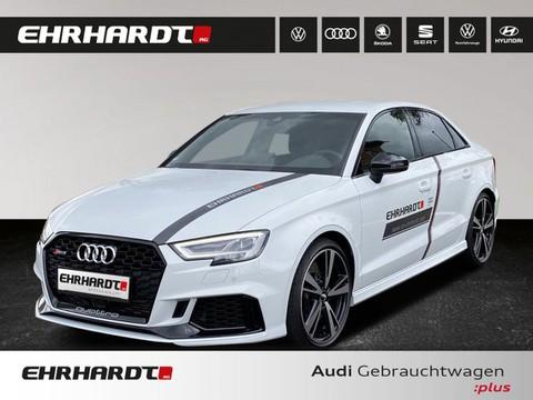Audi RS3 Limousine 400PS 280kmh Abgasanlage