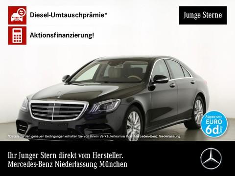 Mercedes-Benz S 450 AMG Fondent °