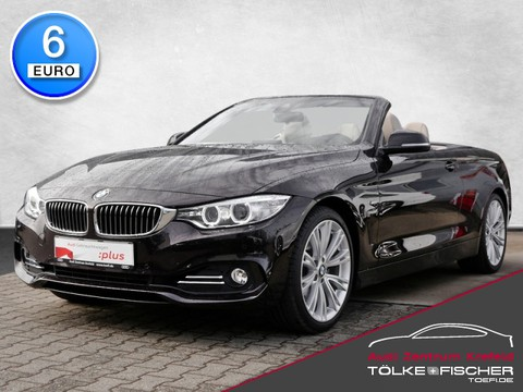 BMW 430 d Luxury Line Steptronic