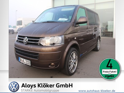 Volkswagen T5 Multivan 2.0 BiTDI Comfortline