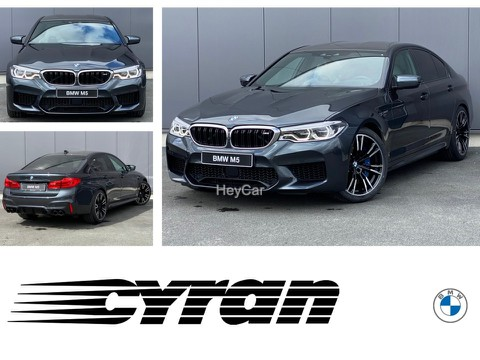 BMW M5 xDrive Soundsys M Drivers Package