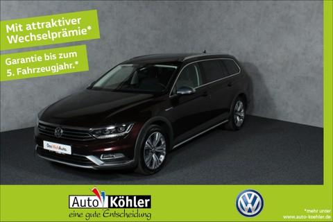 Volkswagen Passat Alltrack TDi elektr 12-Wege Fahrersi
