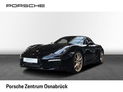 Porsche Boxster 2.7 Basis Package Plus