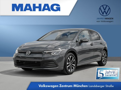 Volkswagen Golf 1.5 TSI VIII UNITED NaviPro Digitalro AppConnect LightAssist 16Zoll