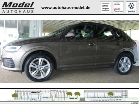 Audi Q3 sport quattro - S line -