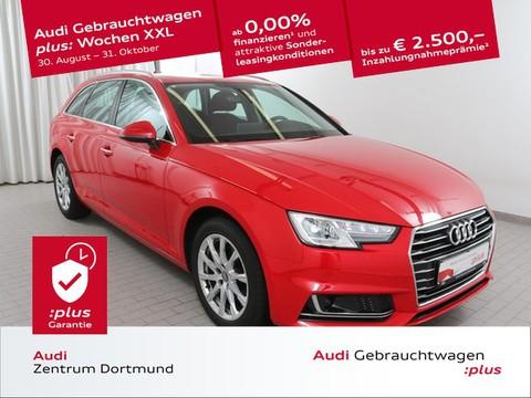 Audi A4 Avant design 40TFSI