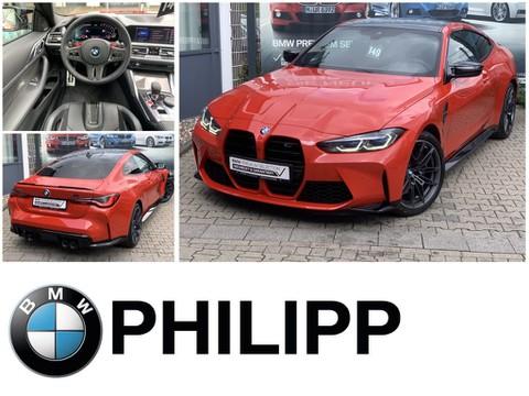BMW M4 Coupé CarbonSchale h&k Laser