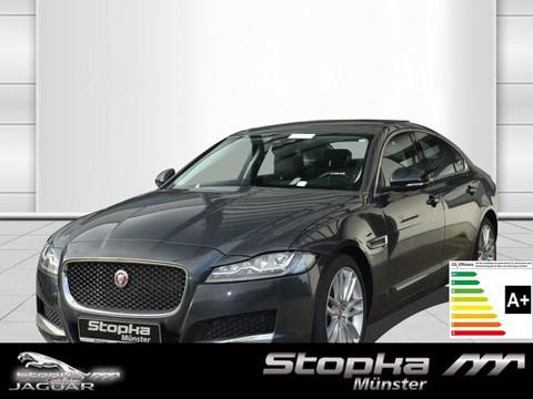 Jaguar XF 20d Portfolio Storm Grey