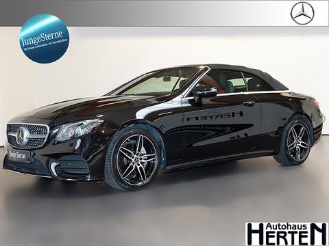 Mercedes-Benz E 300 d Cabrio AMG Fahrass P