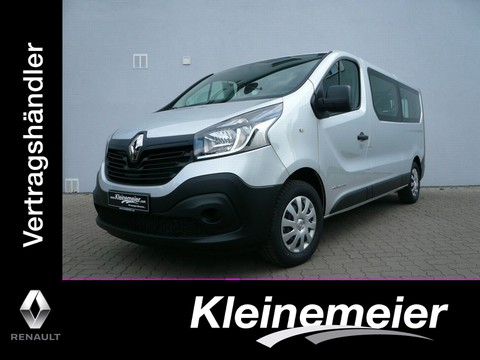 Renault Trafic Grand Expression dCi145