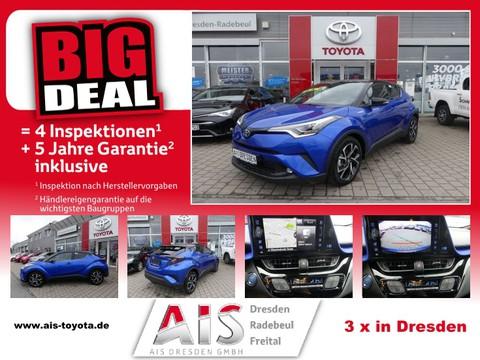 Toyota C-HR Hybrid 4x2 Style Selection K