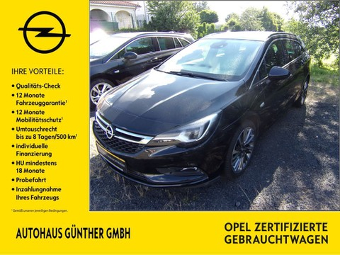 Opel Astra 1.6 D ST DYNAMIC