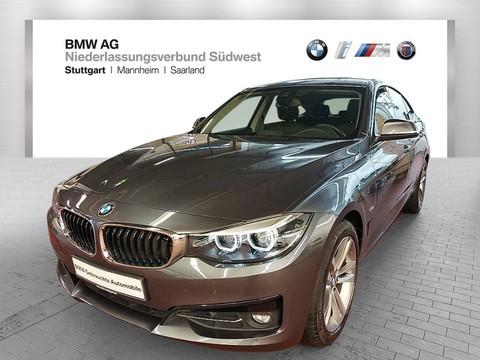 BMW 320 d Gran Turismo Sport Line HiFi Fl