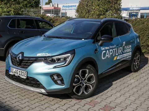Renault Captur E-TECH PLUG-in 160 INTENS