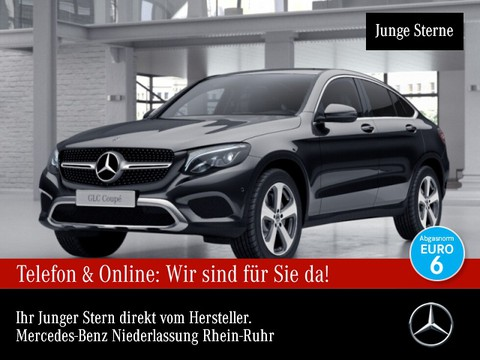 Mercedes-Benz GLC 220 d Cp SpurPak