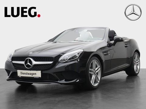 Mercedes SLC 180 Sport-Paket