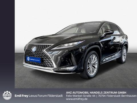 Lexus RX 450 h (hybrid) Luxury Line