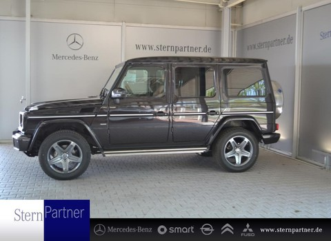 Mercedes G 350 d Station-Wagen l Limited Edition 1 of 463