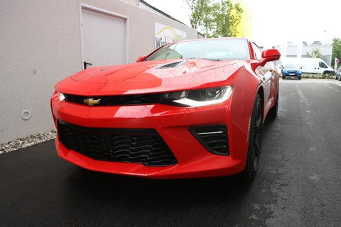 Chevrolet Camaro V8 RED HOT TOP LEASING