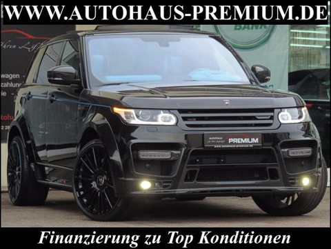 Land Rover Range Rover Sport MANSORY GENFER EXPO 300T EURO