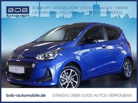 Hyundai i10 1.0 Benzin Sonderedit YES