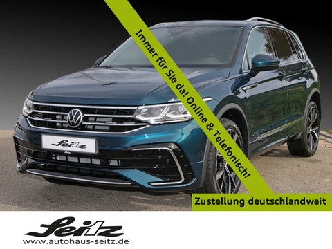 Volkswagen Tiguan 2.0 TDI R-Line