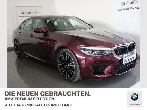 BMW M5 Limousine Individual B&W-Surround Gestiksteuerung