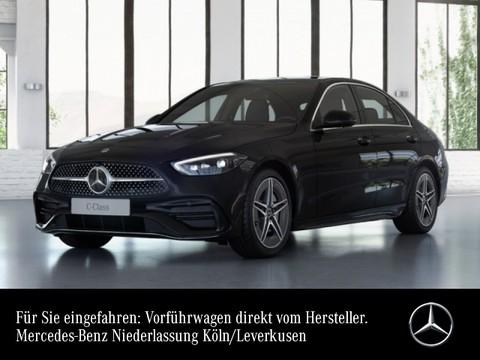 Mercedes-Benz C 300 d AMG Burmester 3D ° Spurhalt