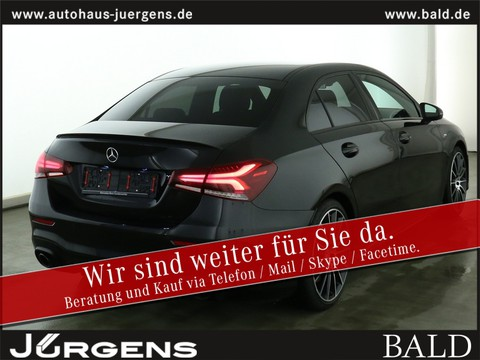 Mercedes-Benz A 35 AMG Limousine Prem Burm