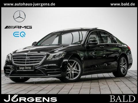 Mercedes-Benz S 450 AMG Burm
