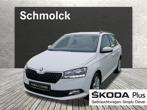 Skoda Fabia 1.0 l TSI Combi Cool PLUS 95PS