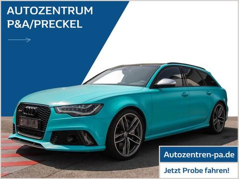 Audi RS6 Avant VMax 305km h